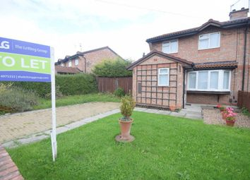 Thumbnail 3 bed semi-detached house to rent in Brixham Crescent, Jarrow