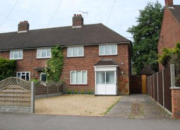 Thumbnail 3 bed semi-detached house to rent in Cardington Road, Bedford