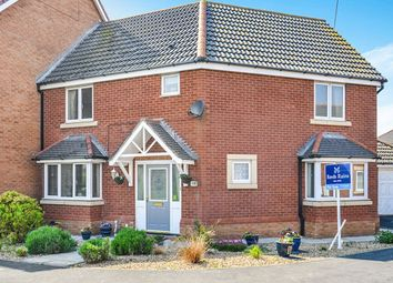 Thumbnail 3 bed terraced house for sale in Ffordd Idwal, Prestatyn