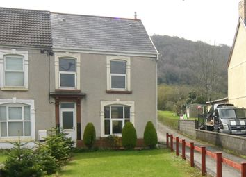 Thumbnail 3 bedroom end terrace house for sale in Tabernacle Terrace, Penclawdd, Swansea