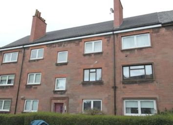 Thumbnail 3 bed flat to rent in Ferguson Street, Johnstone