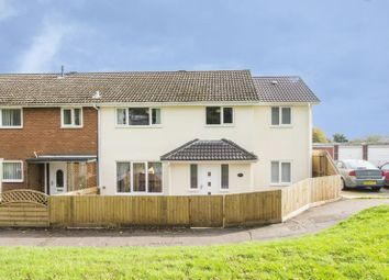 Thumbnail 5 bed terraced house for sale in Broome Path, St. Dials, Cwmbran