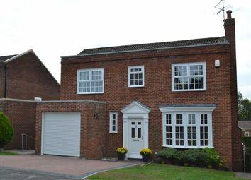 Thumbnail 4 bed detached house for sale in Jesmond Dene, Newbury, Berkshire