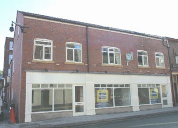 Thumbnail 2 bed flat to rent in Sunderland Street, Macclesfield, Cheshire