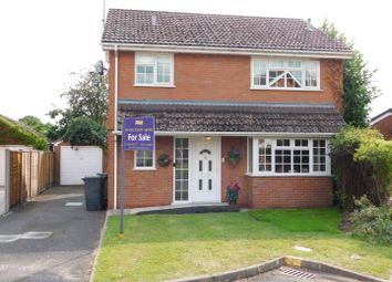 Thumbnail 3 bed detached house for sale in Astley Court, Stourport-On-Severn