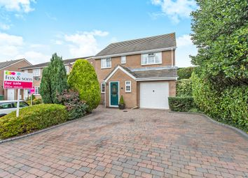 Thumbnail 4 bed detached house for sale in Kingcup Avenue, Locks Heath, Southampton