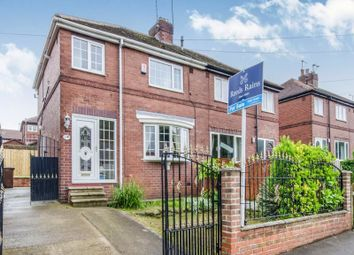 Thumbnail 3 bed semi-detached house for sale in Westbourne Crescent, Pontefract
