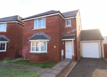 Thumbnail 3 bed detached house for sale in Meadowland Close, Caerphilly