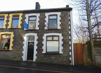 Thumbnail 3 bed end terrace house for sale in Penrhys Road, Ystrad, Pentre