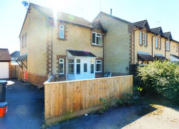 Thumbnail 1 bedroom end terrace house for sale in Archer Close, Swindon