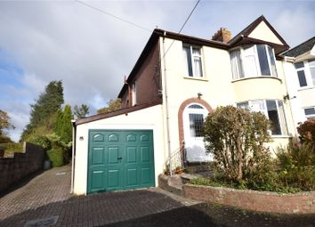 Thumbnail 3 bed semi-detached house for sale in Hatchmoor Road, Torrington