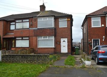 Thumbnail 2 bed semi-detached house for sale in Foxdenton Lane, Chadderton, Oldham