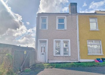 3 bed end terrace house for sale in Vicary Crescent, Milford Haven SA73