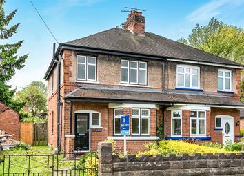 Thumbnail 3 bed semi-detached house to rent in Rowley Grove, Stafford