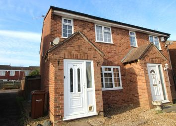 Thumbnail 3 bed semi-detached house to rent in Kingston Crescent, Lordswood, Chatham
