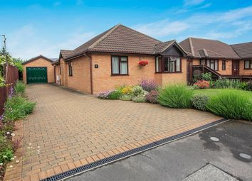 Thumbnail 3 bed detached bungalow for sale in Barkston Close, Bourne