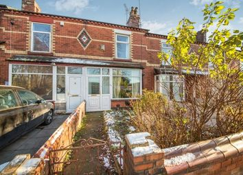 Thumbnail 2 bed terraced house for sale in Bridgewater Road, Worsley, Manchester, Greater Manchester