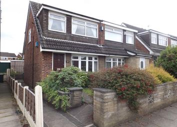 Thumbnail 3 bed semi-detached house for sale in Highfield Grange Avenue, Wigan, Greater Manchester