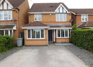 Thumbnail 4 bed detached house for sale in Amethyst Close, Rainworth, Mansfield