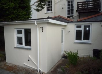 Thumbnail 1 bed flat to rent in Strangways Terrace, Truro, Cornwall