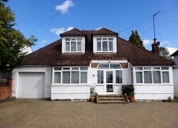 Thumbnail 4 bed detached house to rent in Epsom Lane Norths, Epsom