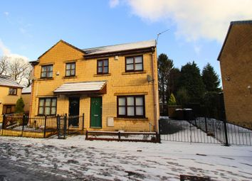 Thumbnail 3 bed semi-detached house for sale in Burras Road, Bradford