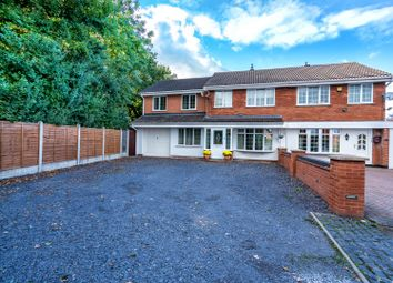 Thumbnail 5 bed semi-detached house for sale in Wheatlands Close, Heath Hayes, Cannock