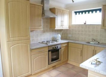 Thumbnail 1 bed flat to rent in Finchley Avenue, Mildenhall, Bury St. Edmunds
