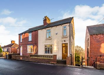 Thumbnail 3 bed semi-detached house for sale in Church Hill, Royston, Barnsley, South Yorkshire