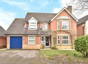 Thumbnail 6 bed detached house for sale in Whitebeam Close, Colden Common, Winchester