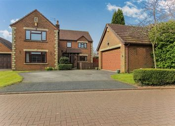 Thumbnail 5 bed property for sale in The Oaks, Preston