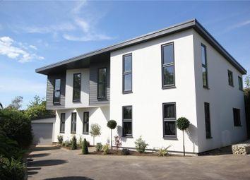Thumbnail 5 bed detached house for sale in Cornwallis Avenue, Tonbridge