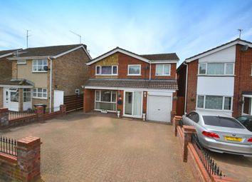 4 bed detached house for sale in Reynard Way, Kingsthorpe, Northampton NN2