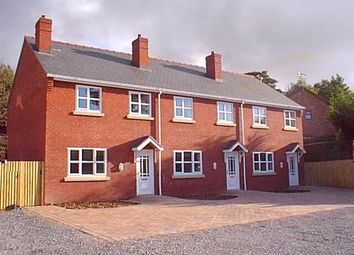 Thumbnail 3 bed semi-detached house to rent in Luke Street, St. Asaph