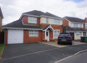 Thumbnail 4 bed detached house to rent in Castle Acre Road, Leegomery