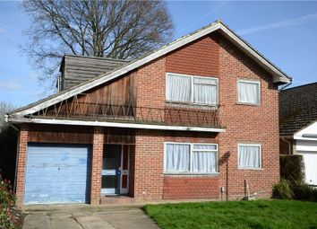 Thumbnail 5 bedroom detached house for sale in Wallner Way, Wokingham