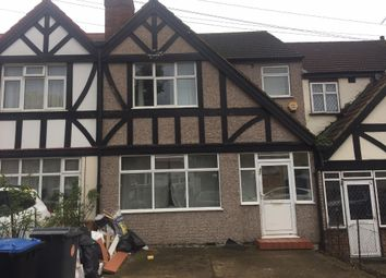 Thumbnail 4 bedroom terraced house to rent in Woodstock Road, Wembley
