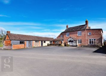 Thumbnail 5 bed farmhouse for sale in Holme Lacy, Herefordshire