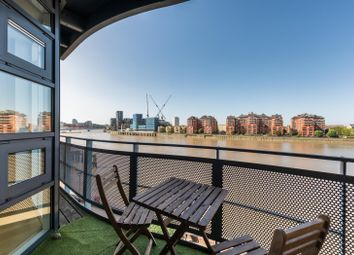 Thumbnail 2 bedroom flat for sale in Cotton Row, London