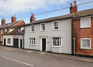Thumbnail 3 bed cottage for sale in Angel Street, Hadleigh, Ipswich, Suffolk
