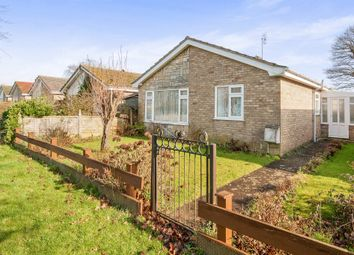 Thumbnail 2 bedroom detached bungalow for sale in Priory Road, Watton, Thetford