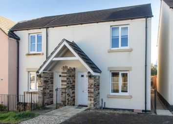 Thumbnail 2 bed end terrace house for sale in Skylark Rise, Whitchurch, Tavistock