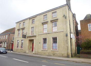 Thumbnail 2 bedroom flat for sale in Baldock Street, Royston