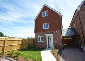 Thumbnail 4 bed detached house for sale in Avenue Road, Lymington