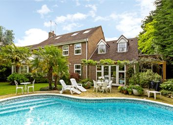 Thumbnail 6 bedroom detached house for sale in Garthside, Church Road, Ham, Richmond