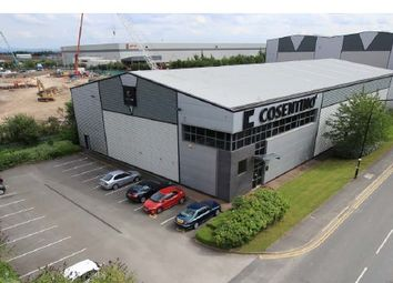 Thumbnail Industrial to let in Commerce Way, Trafford Park