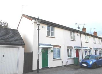 Thumbnail 2 bed end terrace house to rent in Howletts Close, Aylesbury