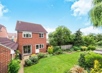 Thumbnail 4 bed detached house for sale in Collier Row, Romford, Essex