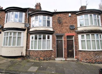 2 bed terraced house for sale in Kindersley Street, Middlesbrough TS3