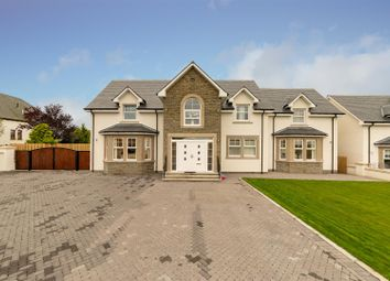 Thumbnail 5 bedroom detached house for sale in The Heathers, Murthly, Perth